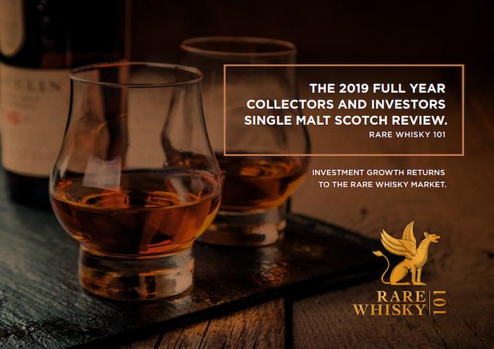 收藏威士忌蔚然成风,探究半世沉淀下的时光价值