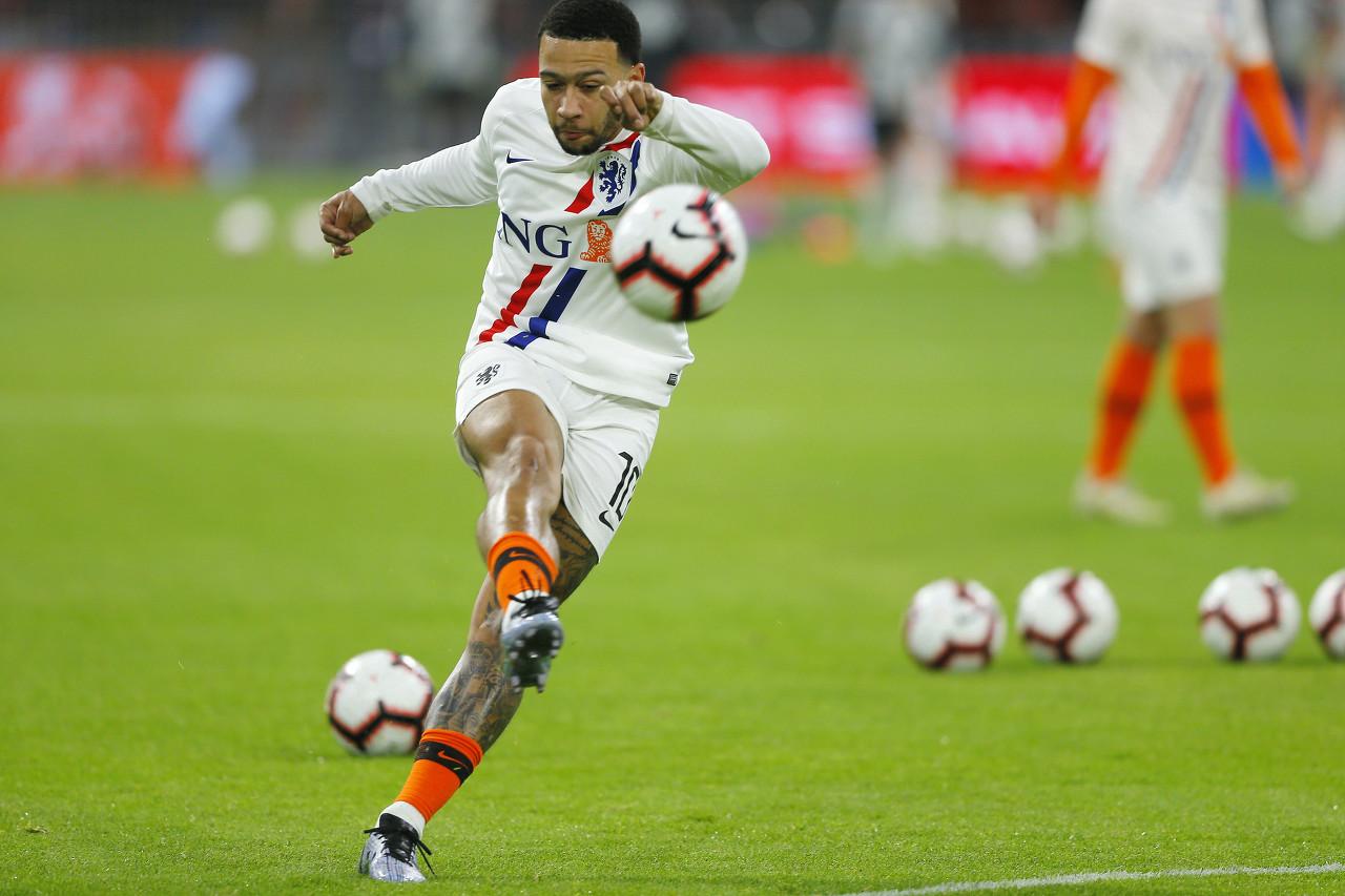 维埃拉:德佩是本届欧洲杯的明星球员,他将在巴萨展示自己的才华