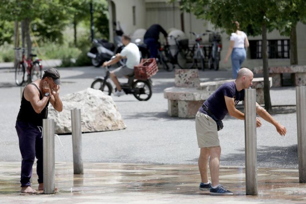 热浪侵袭 阿尔巴尼亚未来两日气温峰值将达41摄氏度