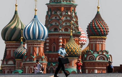 34.8℃!俄罗斯莫斯科创下该市气象观测史上最高温度记录