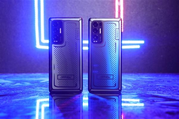 告别同质化!首款光致变色手机曝光:下月发布