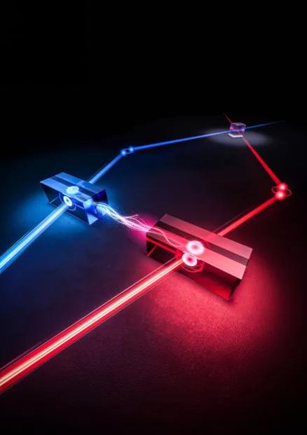 """中科大团队搭建""""量子鹊桥"""",实现多模式量子中继"""
