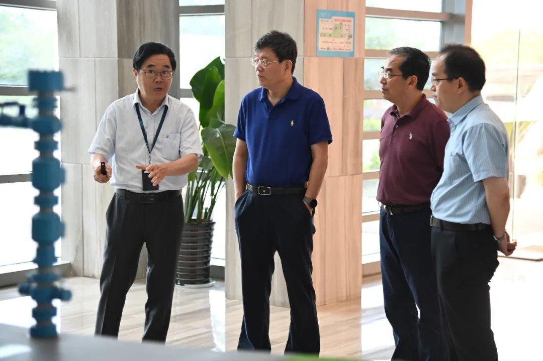 中科院赵天寿院士对港华储气库充分肯定  期许更宽应用领域
