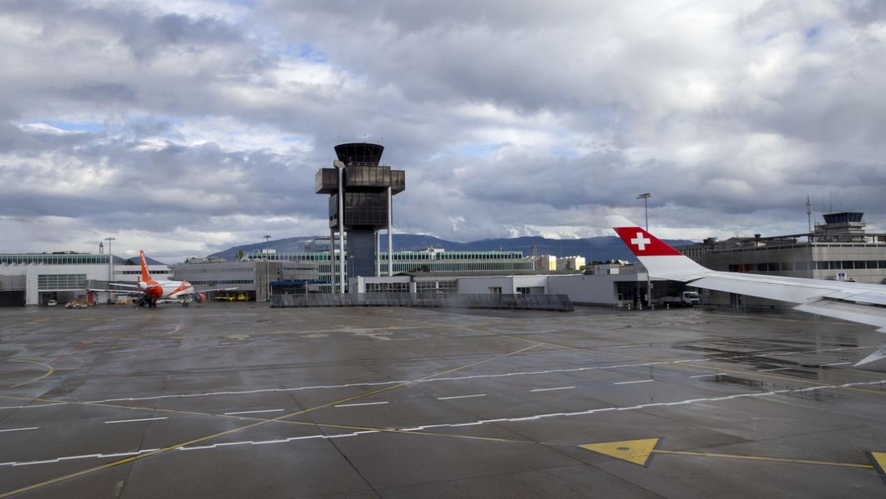 △日内瓦国际机场图片来源:瑞士法语广播电视台