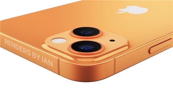 疑似 iPhone 13 真机图曝光:全新配色方案
