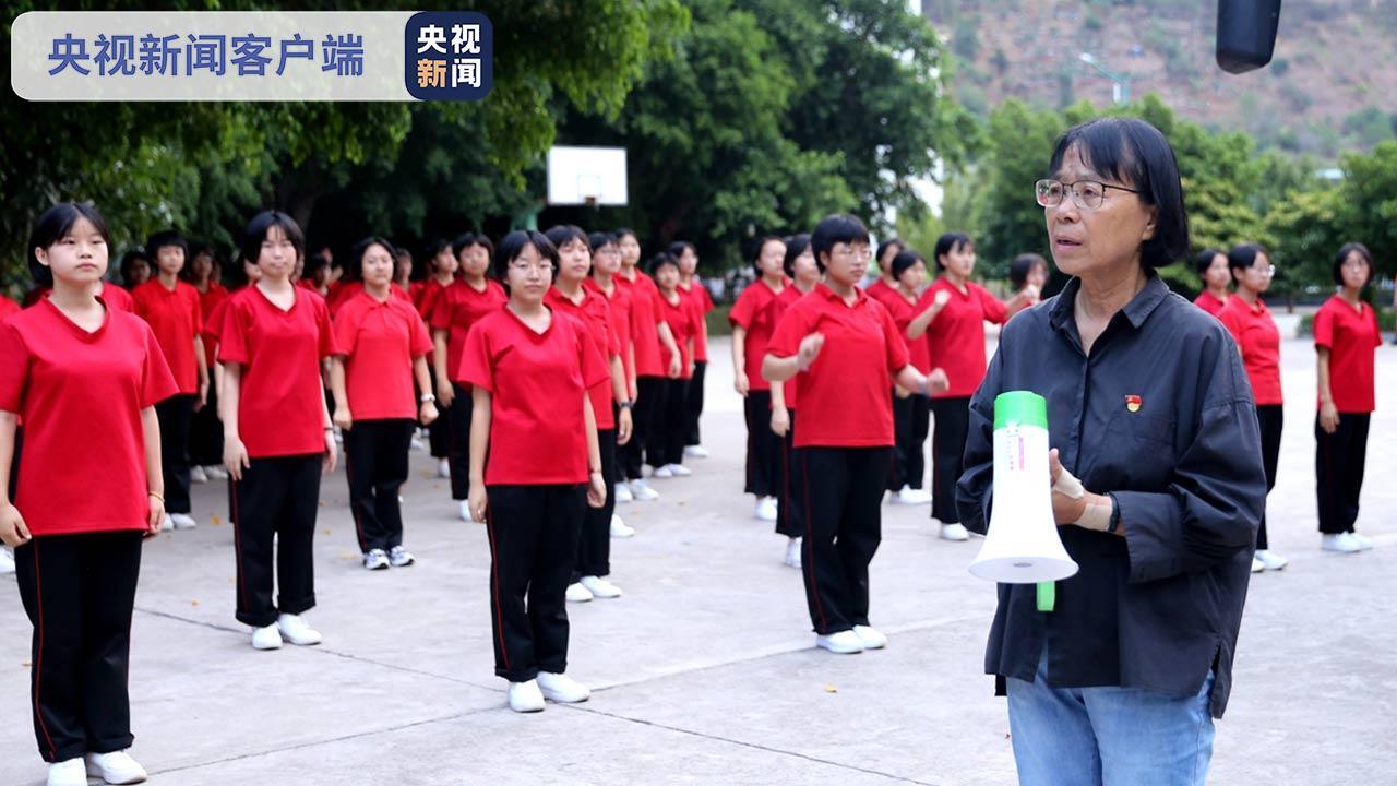 送考11年不缺席 张桂梅再送150名考生参加高考