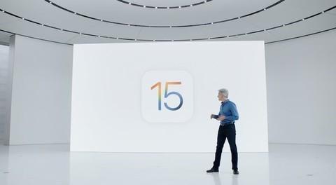 苹果iOS15正式发布 FaceTime和Siri有重大更新