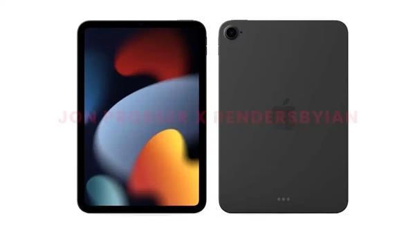 采用全面屏设计 全新iPad mini或将于2021秋季发布