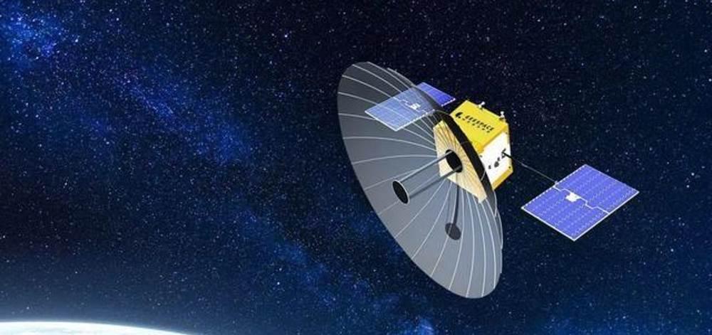 时空道宇SAR卫星概念图