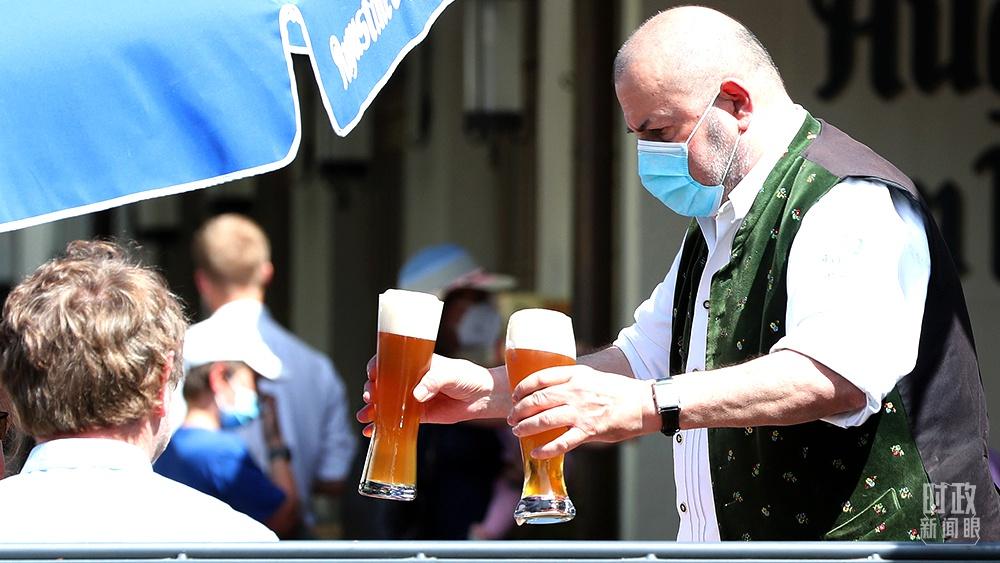 △德国巴伐利亚啤酒入选《中欧地理标志协定》欧洲首批名单。(图/视觉中国)