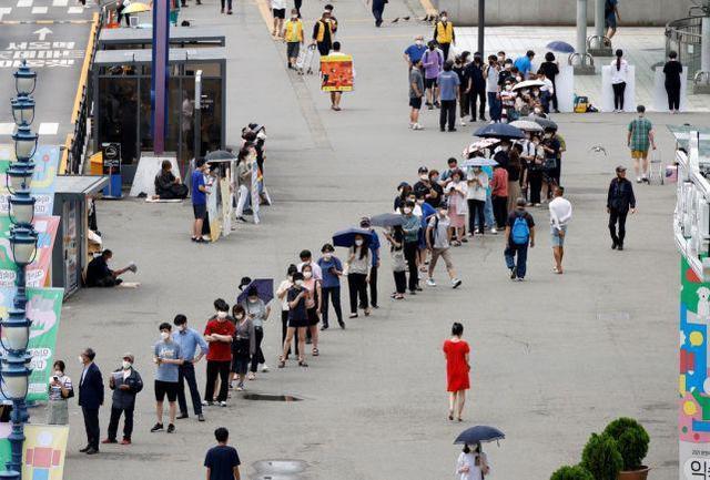 单日新增病例破纪录!韩国总理:首都圈防疫限制将提升至最高水平