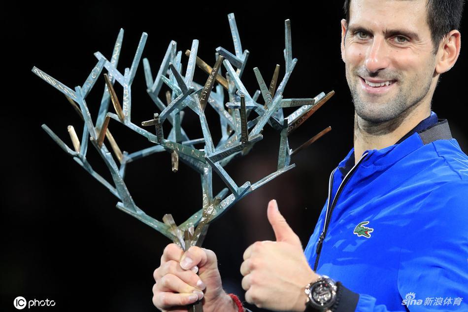 德约:NO.1和大满贯是我最大目标 盼延长网球生涯