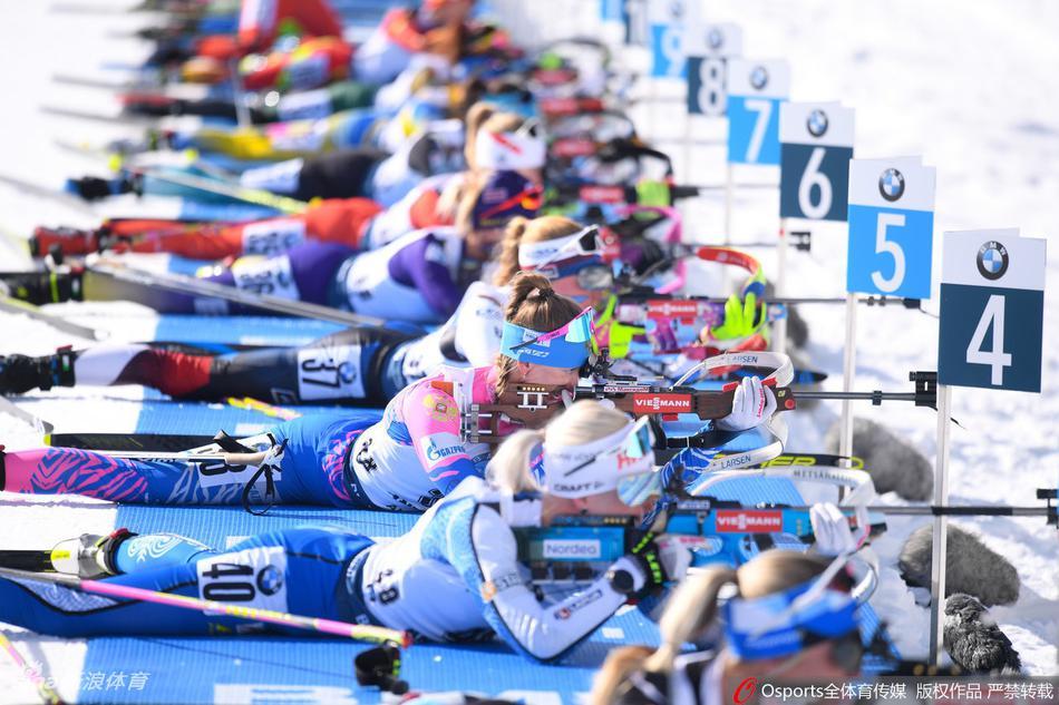 冬季两项新赛季首站世界杯28日将在芬兰孔蒂奥拉赫蒂开赛