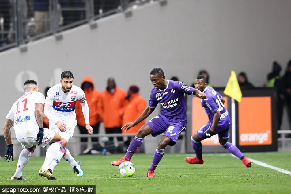 2019年9月1日 法甲 图卢兹vs亚眠 比赛录像