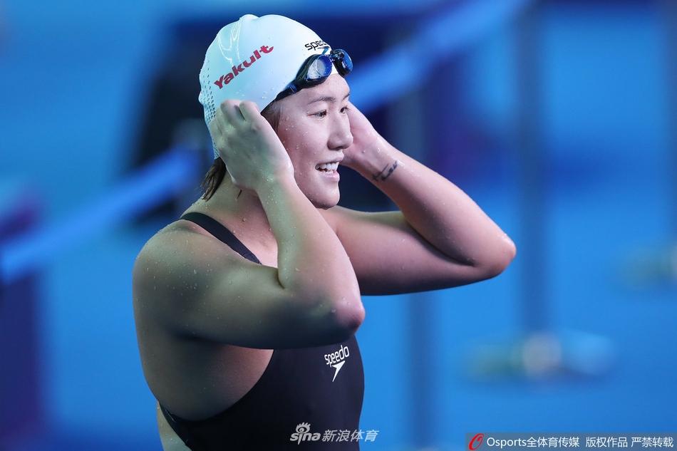 东京奥运会中国游泳精彩绝不褪色 首日叶诗文冲金