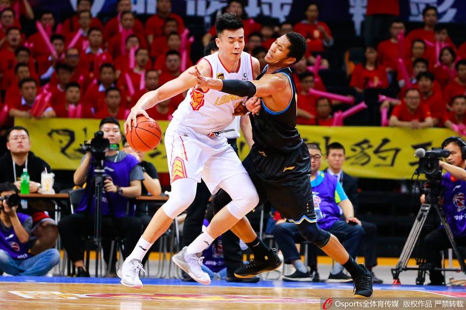 2019年4月18日 CBA 新疆vs辽宁 比赛录像