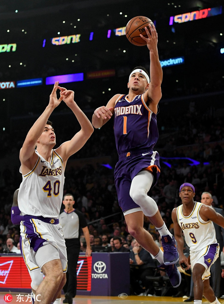 11月13日 NBA常规赛 开拓者vs国王 全场集锦