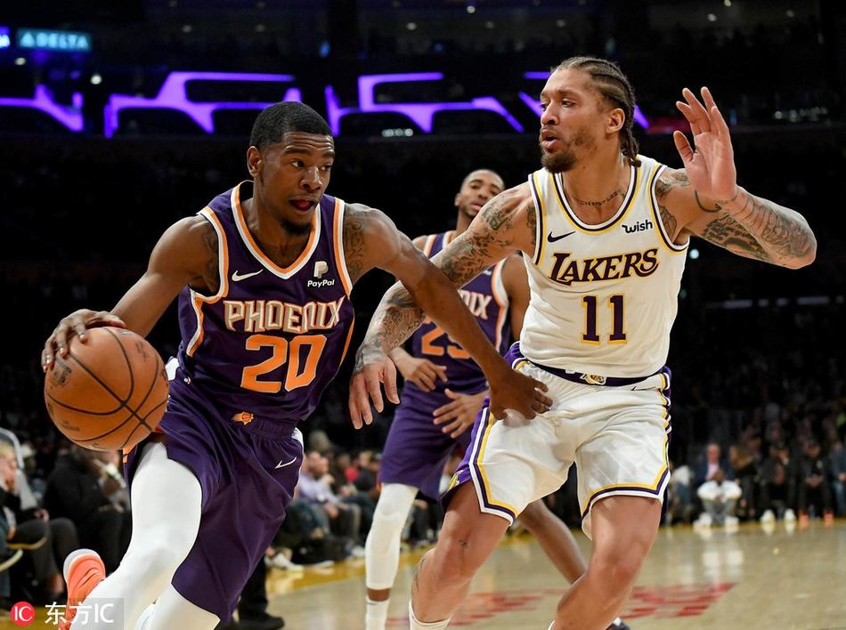 2020年1月17日 NBA 勇士vs掘金 比赛录像