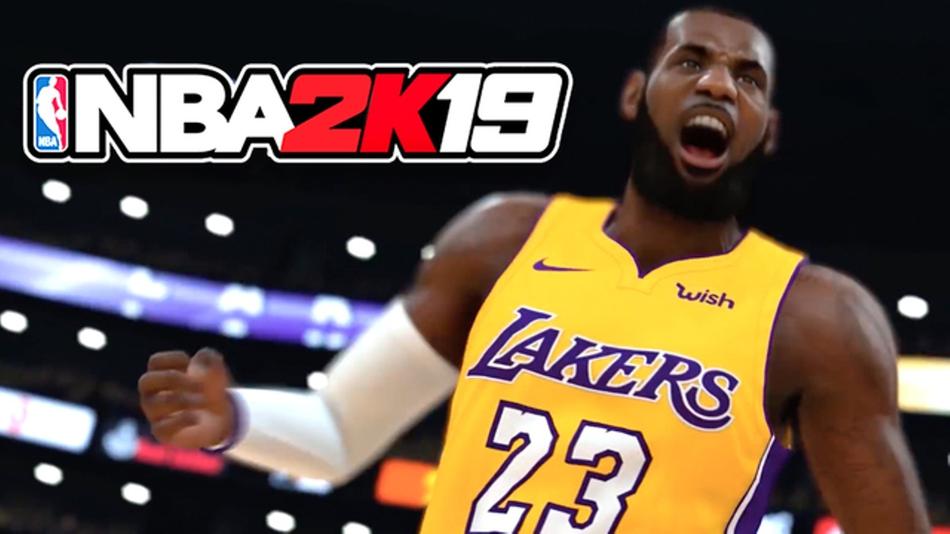 《NBA2K19》官方名单02.14更新