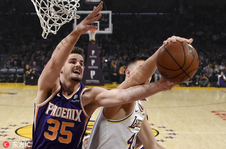 1月19日 NBA常规赛 魔术vs尼克斯 全场集锦