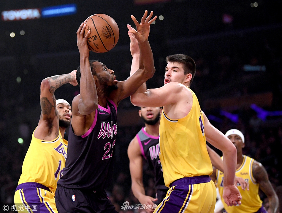 9月21日 NBA季后赛西部决赛2 掘金vs湖人 全场集锦