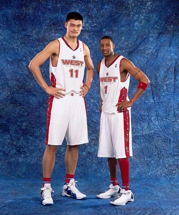 [NBA]那些年全明星王 一人竟�_9次(18��)
