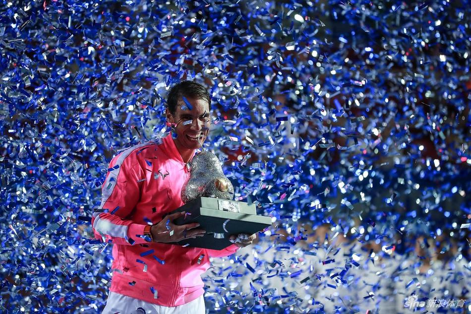 纳达尔在阿卡普尔科夺冠
