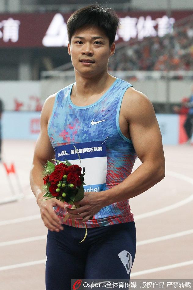 Yao Ming Mania! • View topic - Su Bingtian #1 at 2017 IAAF ...