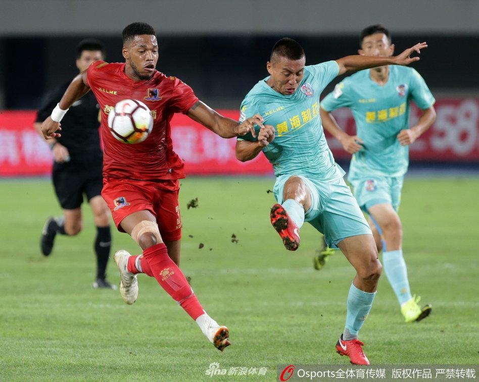 2019年7月7日 中甲 辽宁宏运vs贵州恒丰 比赛录像