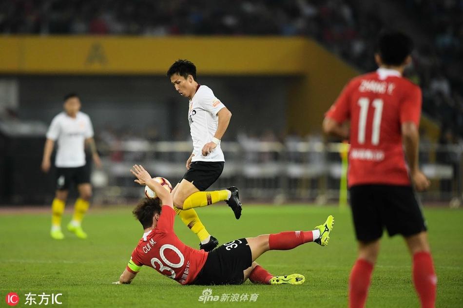 2019年9月21日 中超 山东鲁能vs上海申花 比赛录像