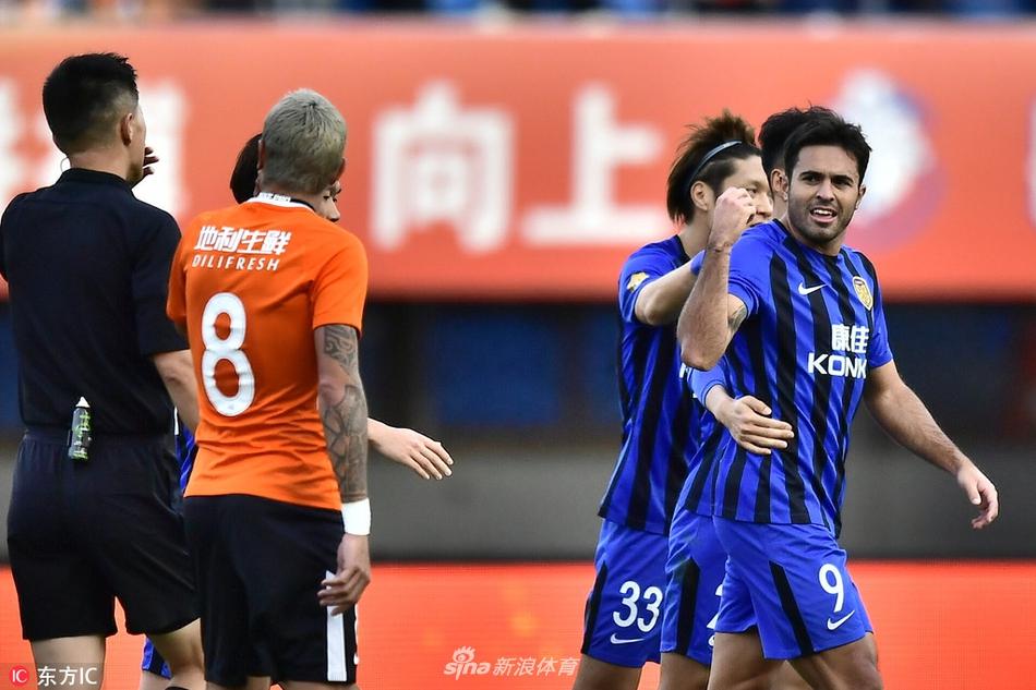 2019年8月11日 中超 北京国安vs广州恒大 比赛录像