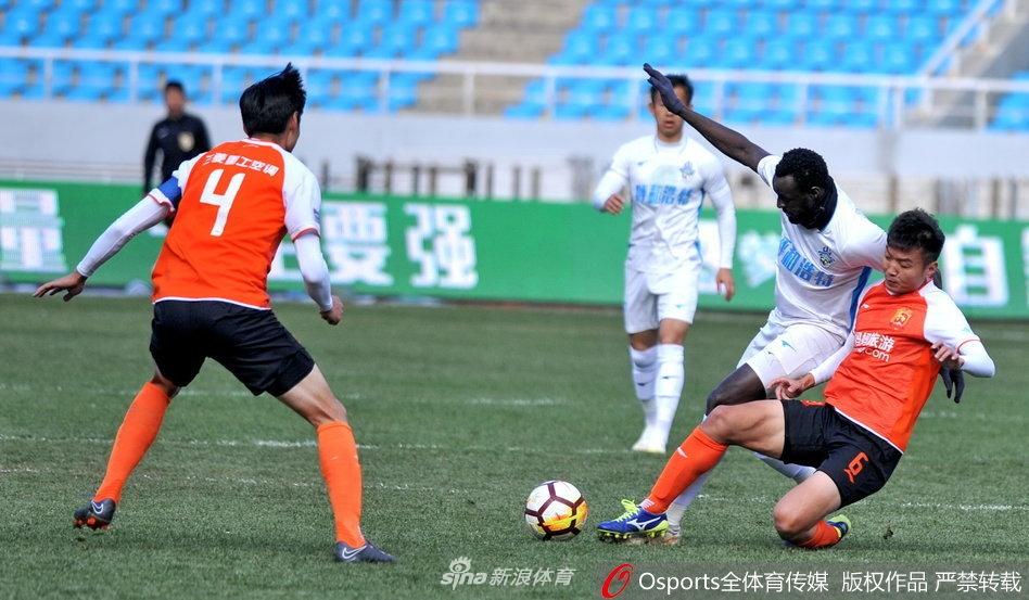 2019年7月6日 中甲 北体大vs梅州客家 比赛录像