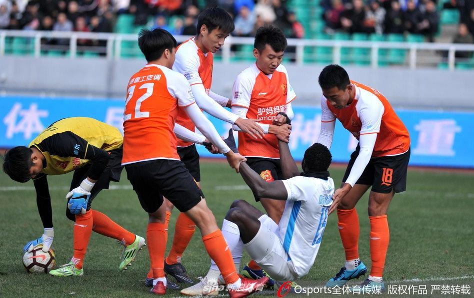 2019年9月7日 中甲 上海申鑫vs贵州恒丰智诚 比赛录像