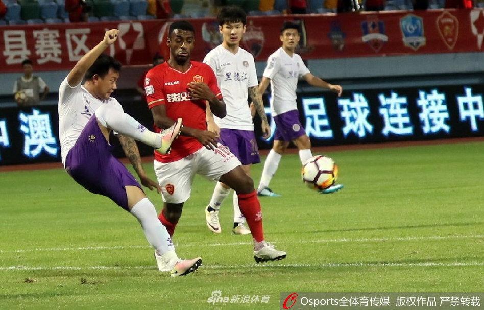 2019年8月24日 中甲 南通支云vs上海申鑫 比赛录像