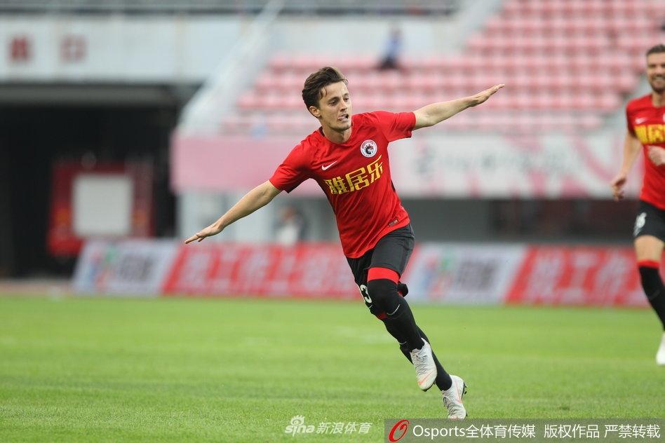 2019年9月29日 中甲 黑龙江FCvs北京北体大 比赛录像