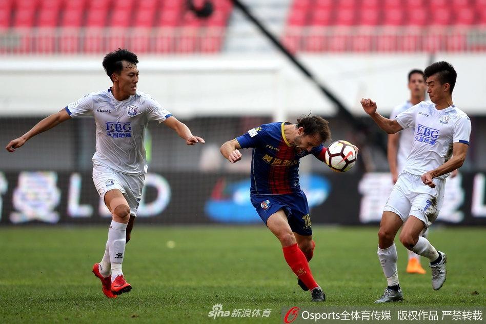 2019年8月24日 中甲 南通支云vs上海申鑫 比赛视频