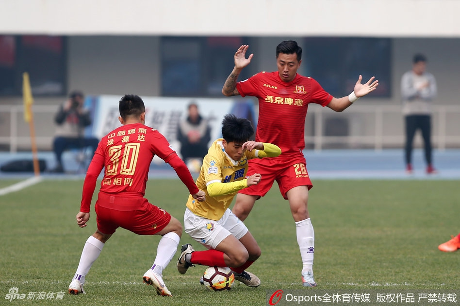 2019年4月13日 中甲 上海申鑫vs梅县铁汉生态 比赛录像
