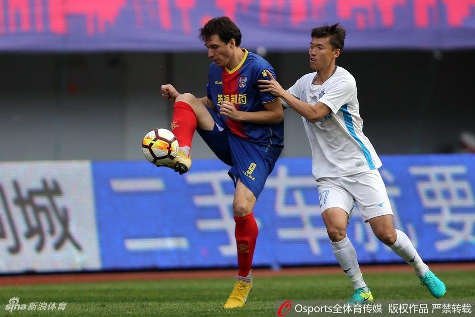 2019年10月19日 中甲 梅州客家vs黑龙江FC 比赛录像