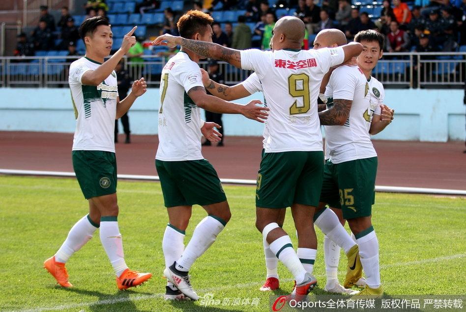 2019年8月11日 中甲 梅州客家vs南通支云 比赛录像