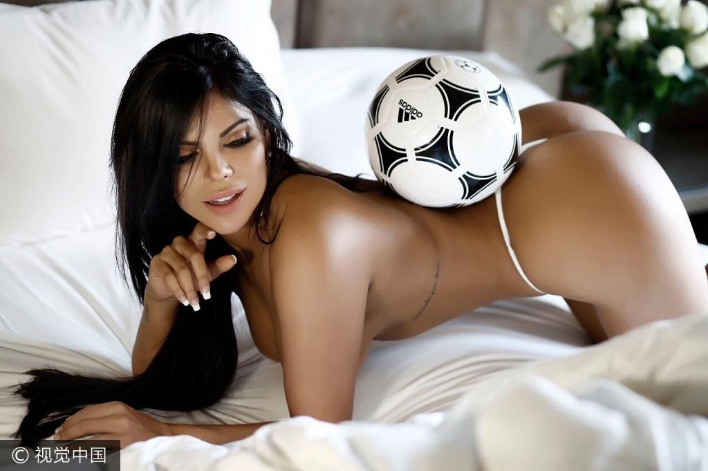 巴西美臀小姐�Q屁股�A�y世界杯