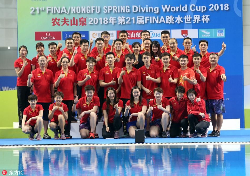 三月北京赛事也被取消 国际泳联中止跳水世界杯