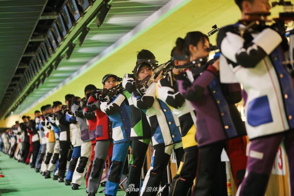 国家步手枪射击队启动东京奥运会最终阶段选拔