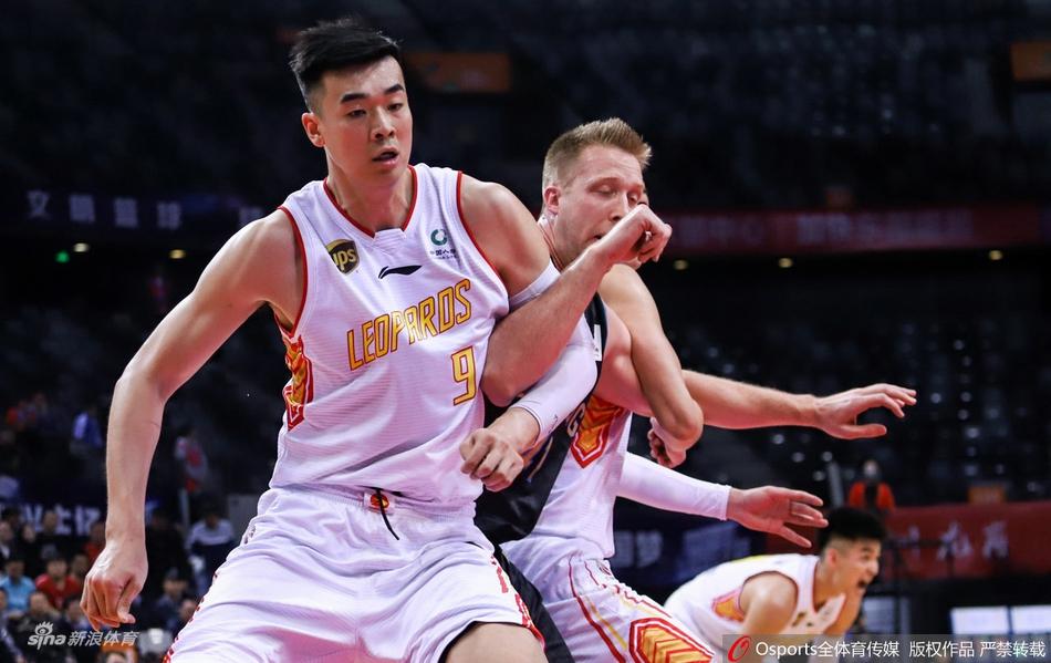 2019年4月15日 CBA 深圳vs广东 比赛录像