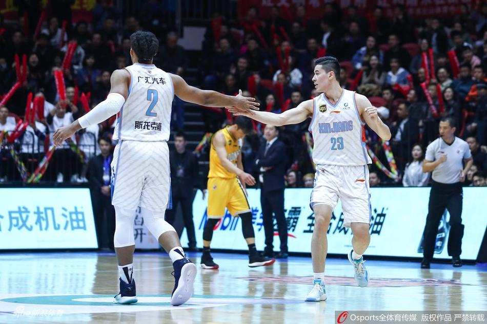 2019年4月18日 CBA 新疆vs辽宁 比赛视频