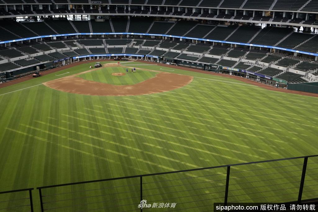 美职棒宣布7月底复赛:空场进行赛程将大为缩短