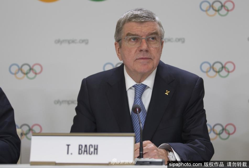 巴赫宣布竞选连任国际奥委会主席 做准备继续服务