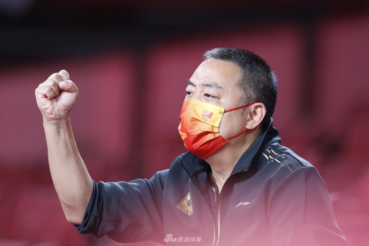 刘国梁:这是日本历史最强女团 但国乒实力摆在那