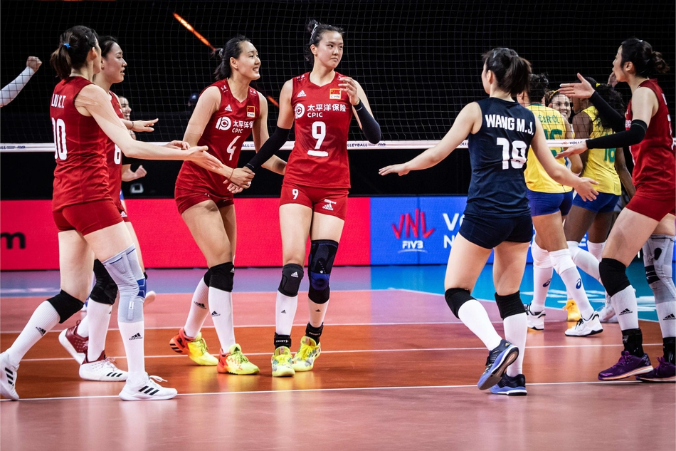中国女排主力出战值得期待 仍有希望晋级决赛周