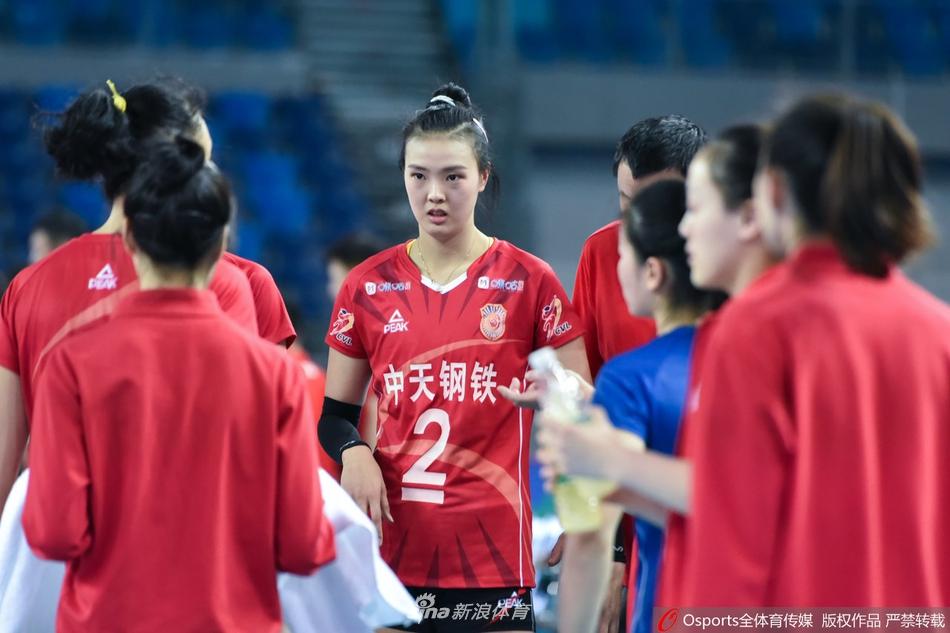 张常宁+龚翔宇54分 江苏女排3-1逆袭上海占先机