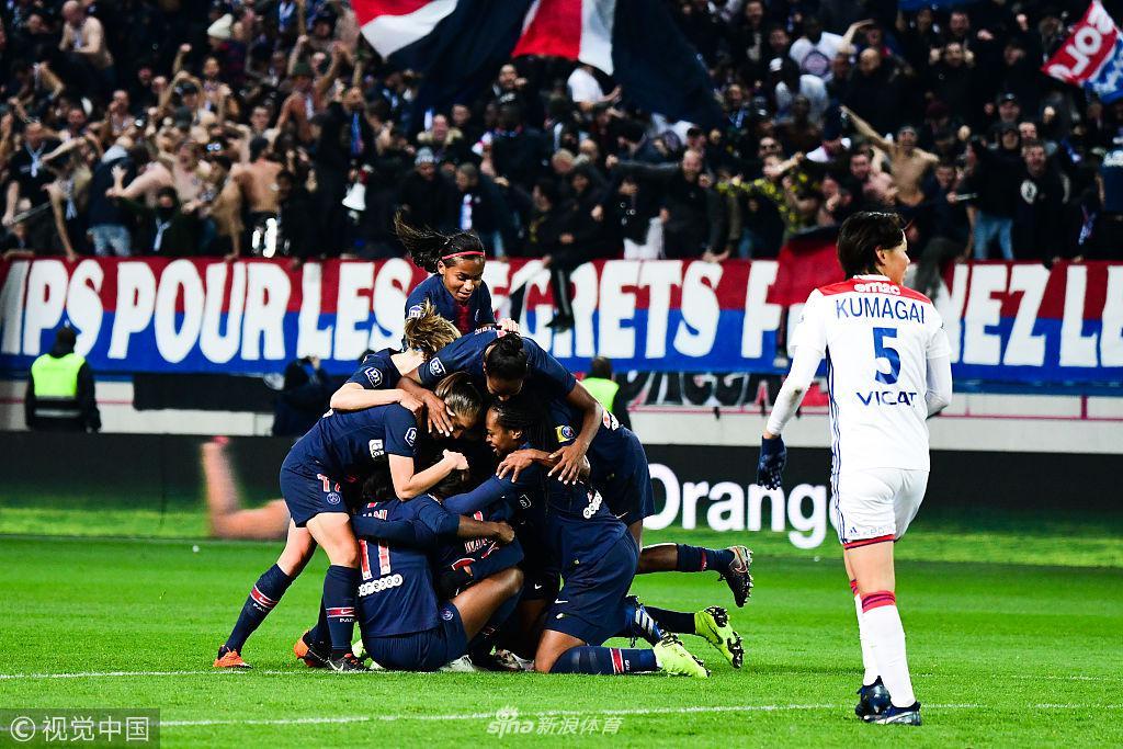 2019年4月18日 法甲 南特vs巴黎圣日耳曼 比赛视频